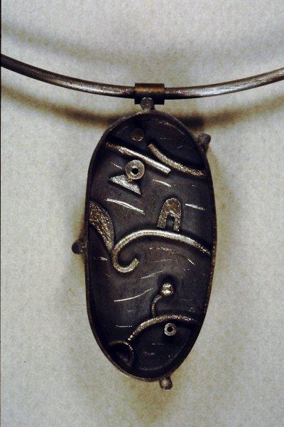 Fused Series Pendant