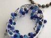 Oval Blue Pendant