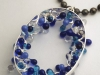 Oval Blue Pendant
