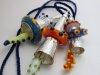 Bead Bells Neckpiece
