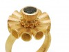 Ring 18ct Yellow Gold & Sapphire