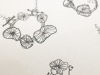 coral garden pendants drawing