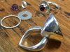 silver casting