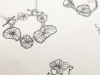 coral garden pendants drawing