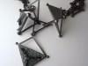 Squares & Triangles Neckpiece
